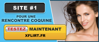 Inscription sur Xflirt.com